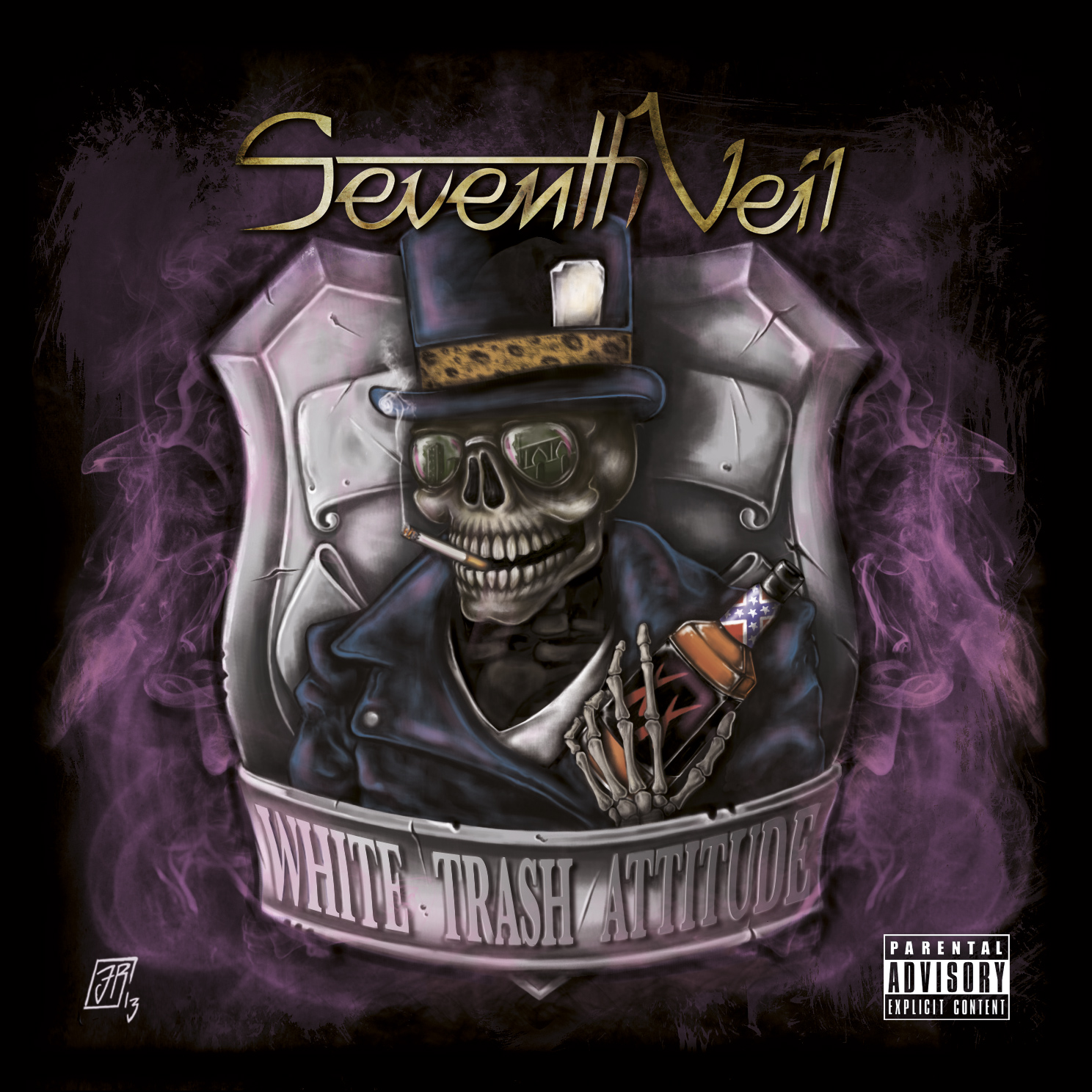 "Seventh Veil ""White Trash Attitude"""
