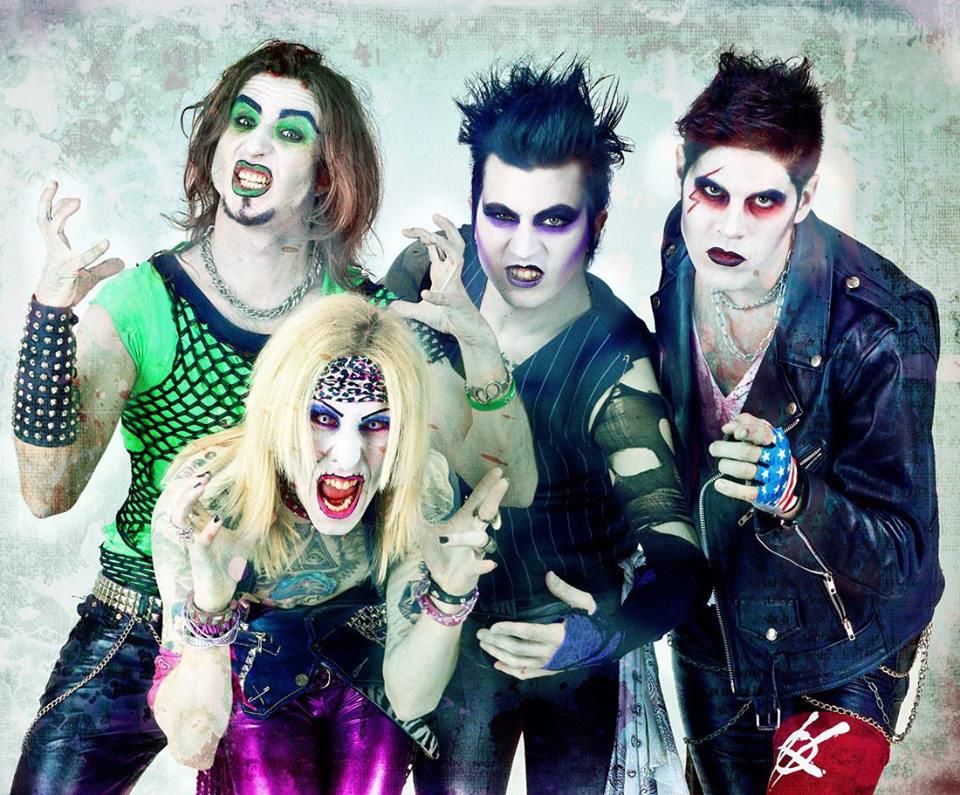 Superhorrorfuck: annunciano nuova line-up e disco