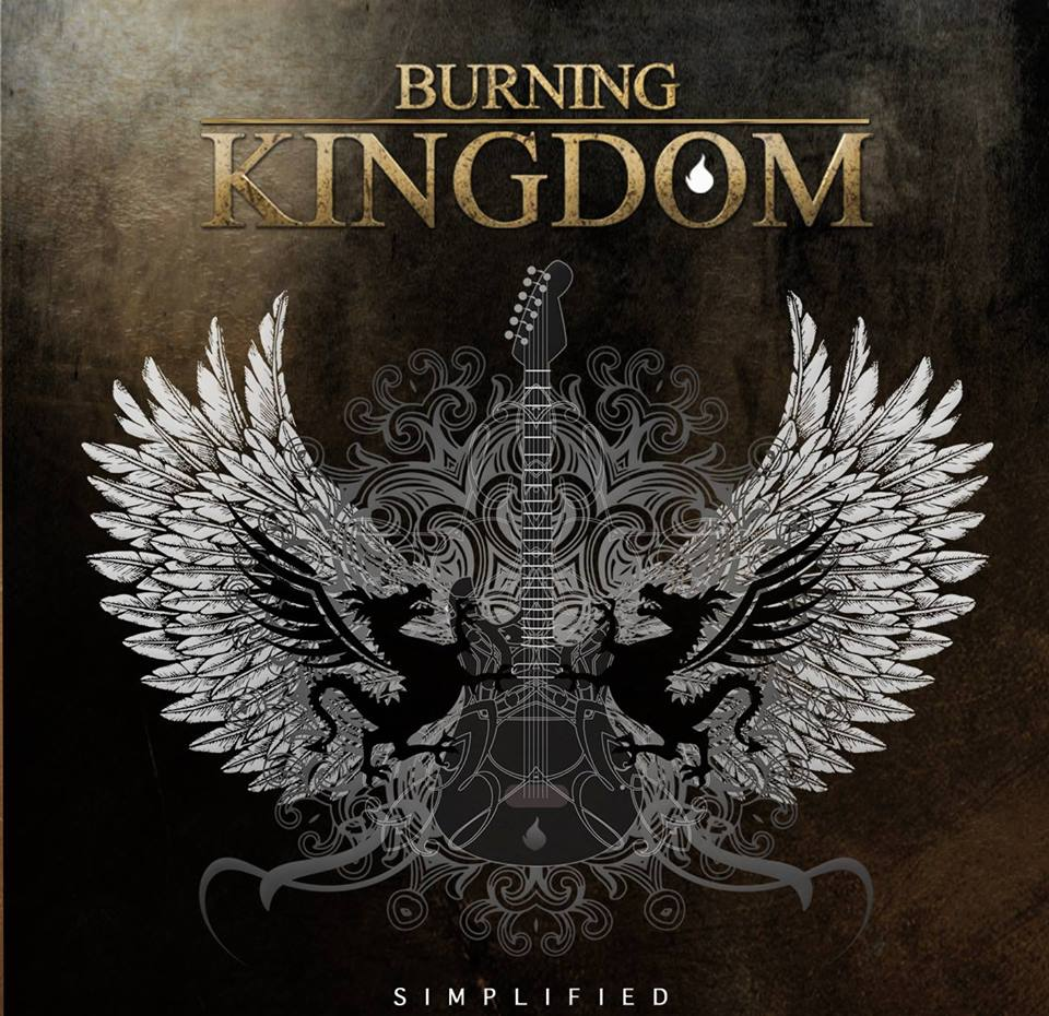 Video dei Burning Kingdom con il vocalist dei Tyketto
