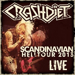 Crashdiet: nuovo live disponibile per il download