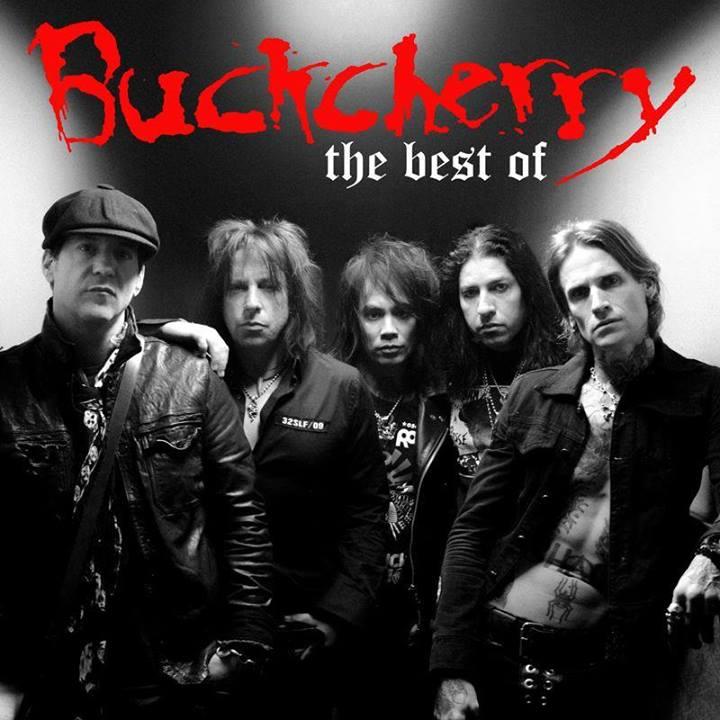 """Buckcherry: ecco la copertina del loro """"Best Of"""""""
