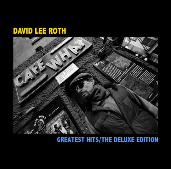 "In arrivo ""Greatest Hits / The Deluxe Edition"" di David Lee Roth"