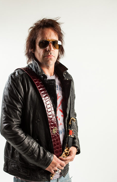 Buckcherry: Jimmy Ashurst lascia la band