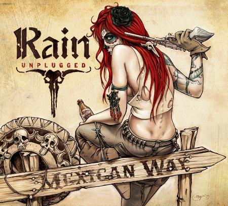 """Rain: disponibile in pre-order il nuovo lavoro unplugged """"Mexican Way"""""""
