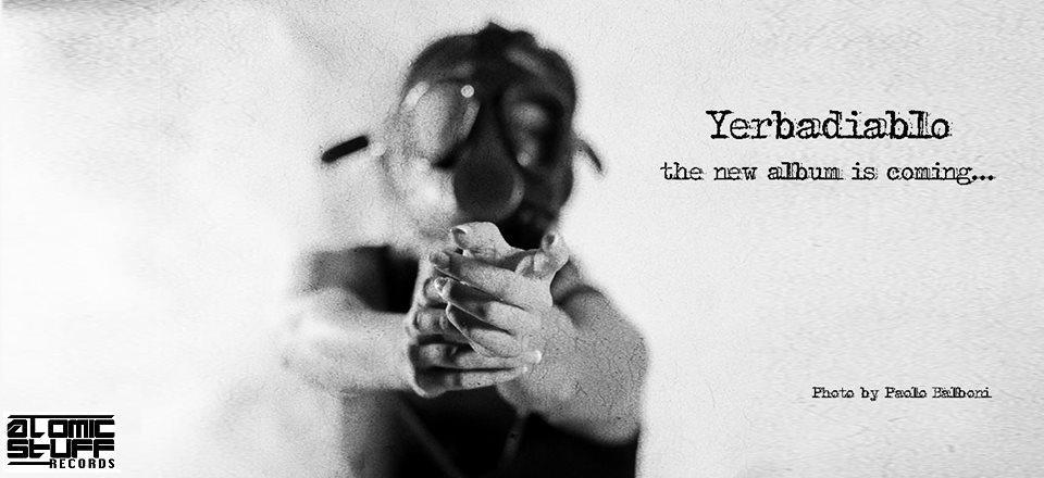 Yerbadiablo, primo singolo online