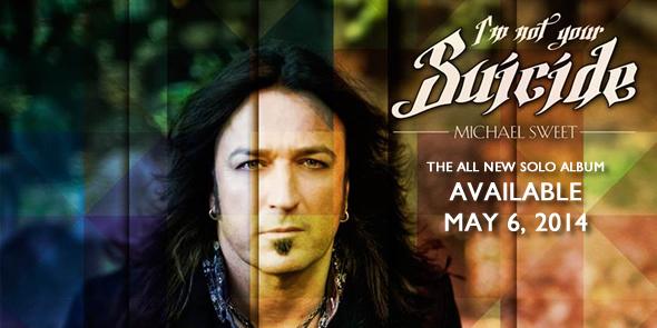 Album solista e biografia per il frontman degli Stryper