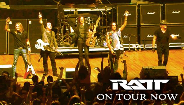 Ratt: nuovo album da studio in vista