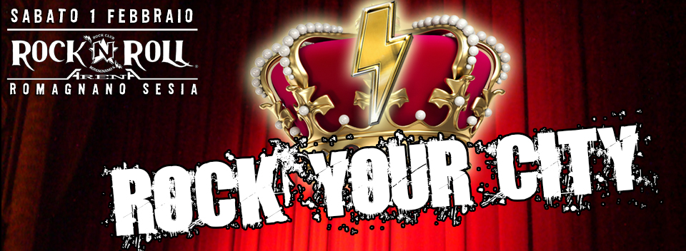 Rock Your City: la tua band spacca davvero?
