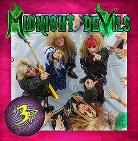 "3D In Your Face ""Midnight Devils"""