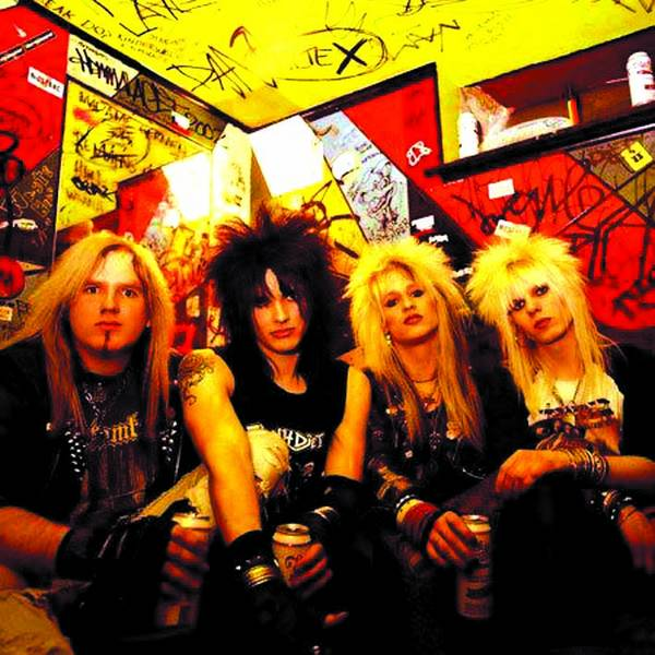 Crashdiet: pubblicano 'Illegal Rarities Volume 1'