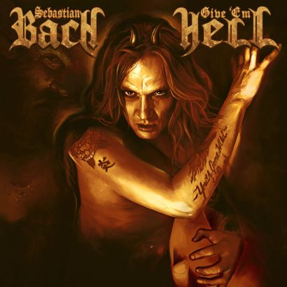 "Sebastian Bach: il lyric video di ""Taking Back Tomorrow"""