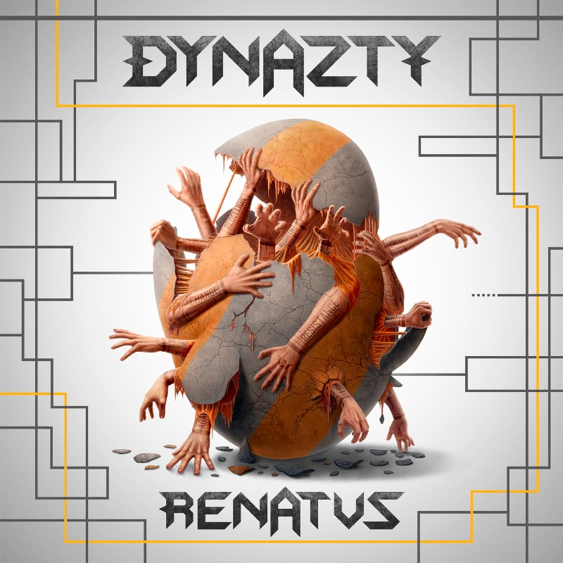 "Dynazty: ""Renatus"" nei negozi venerdì 28 marzo"