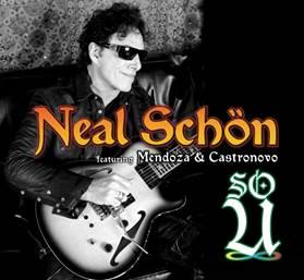 Nuovo album per Neal Schon insieme a Mendoza e Castronovo