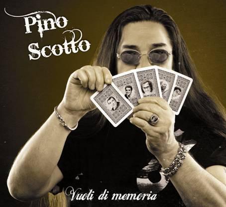 """Pino Scotto: nuovo album """"Vuoti di Memoria"""""""