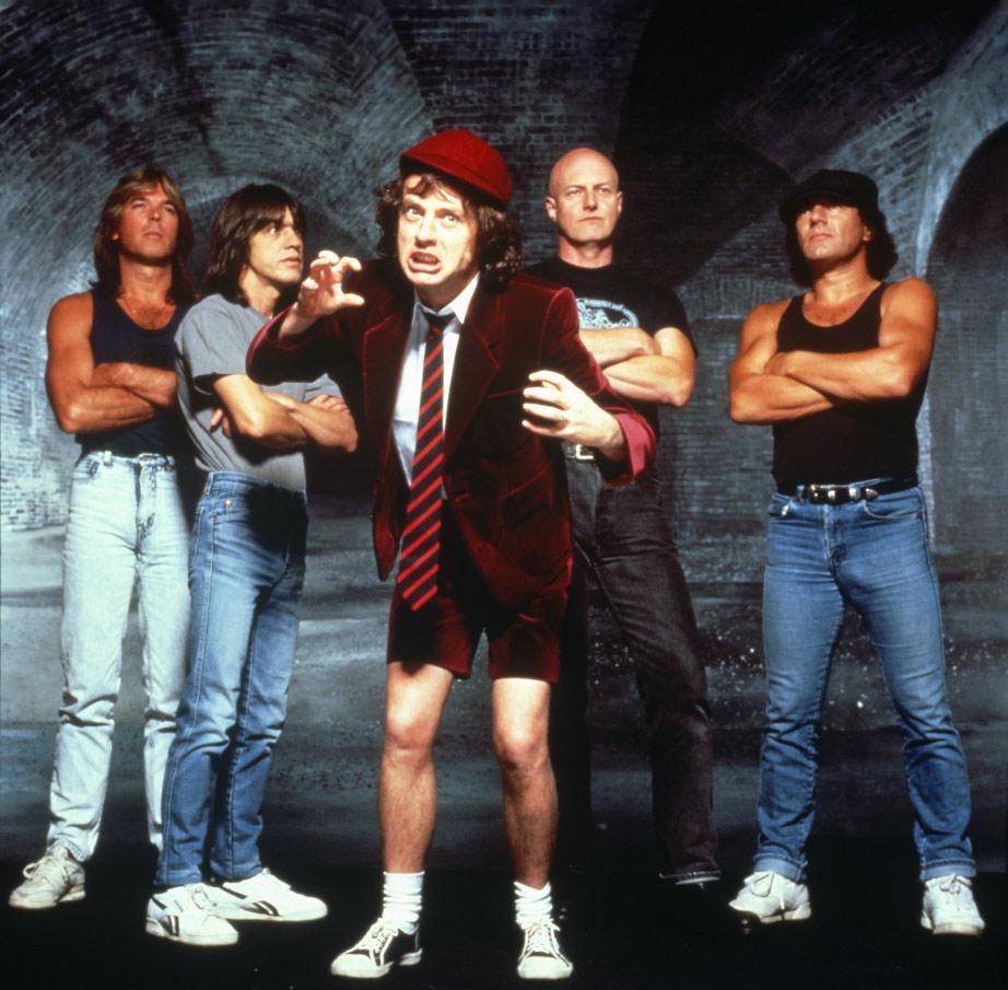 AC/DC: il comunicato ufficiale