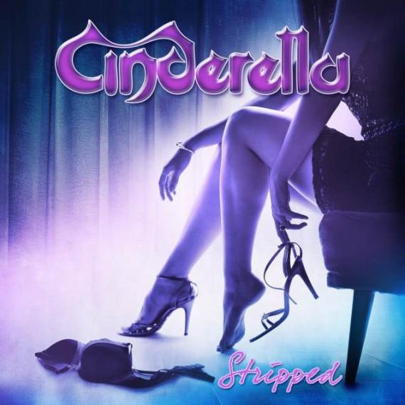 """Cinderella: fuori a maggio """"Stripped"""""""