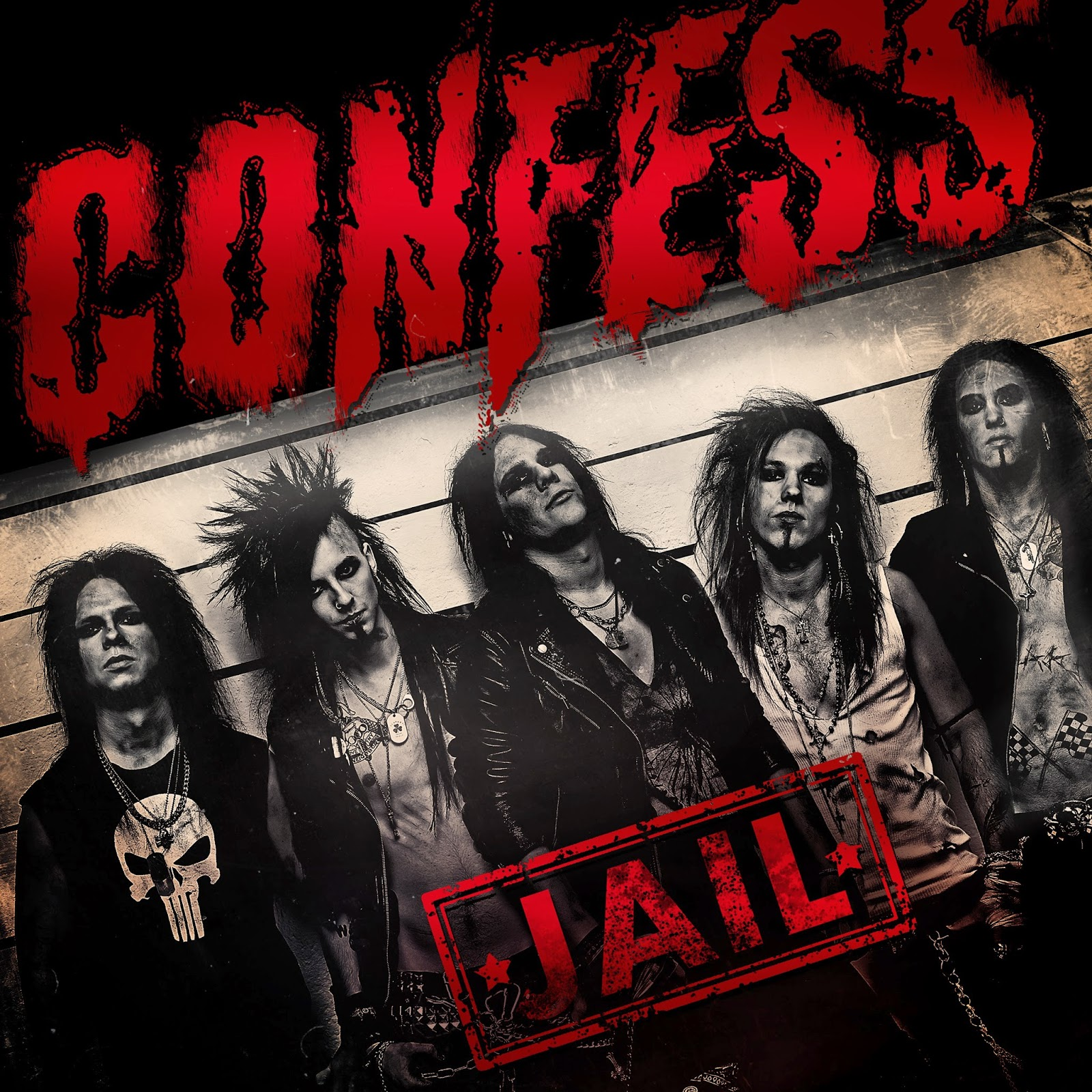 """Confess """"Jail"""""""