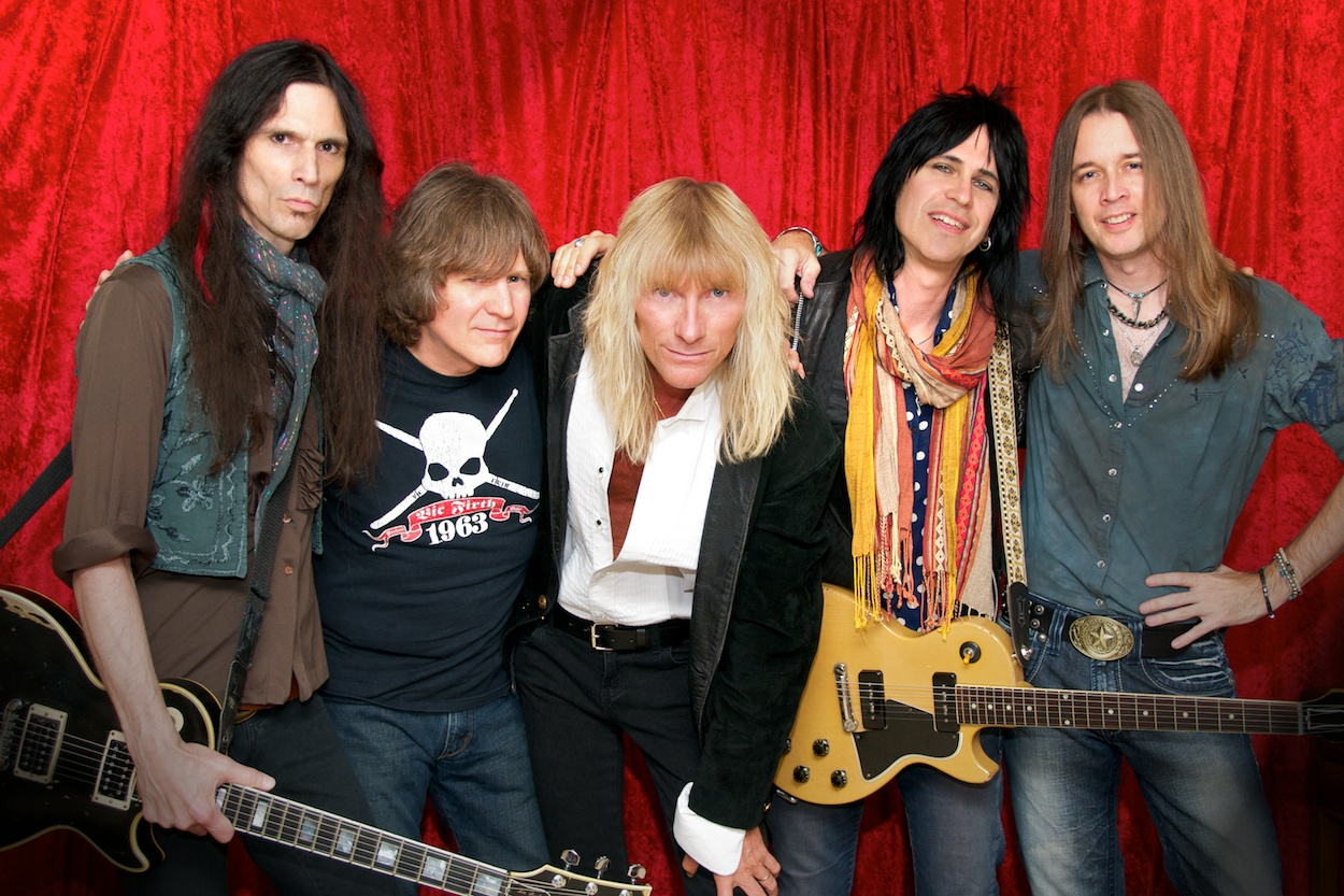 "Kix: arriva ad agosto ""Rock Your Face Off"""