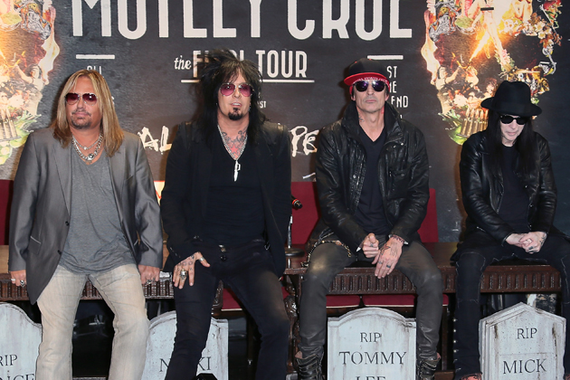 Motley Crue: in arrivo un album di cover country