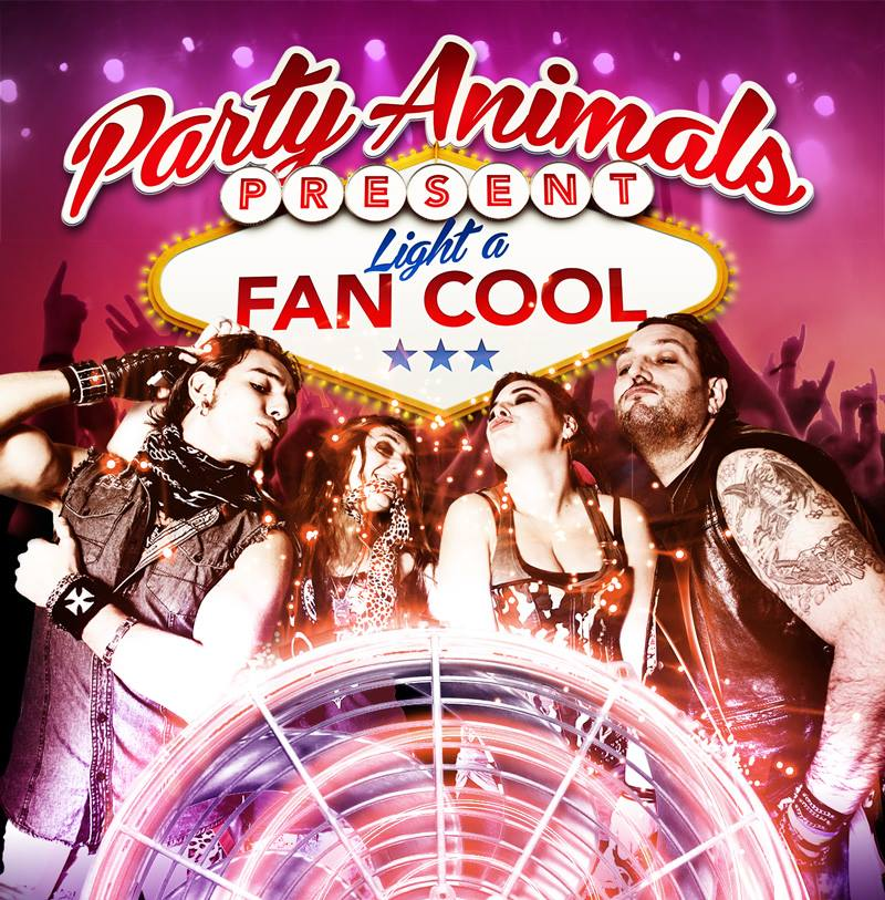 Party Animals, online la title-track del debut album