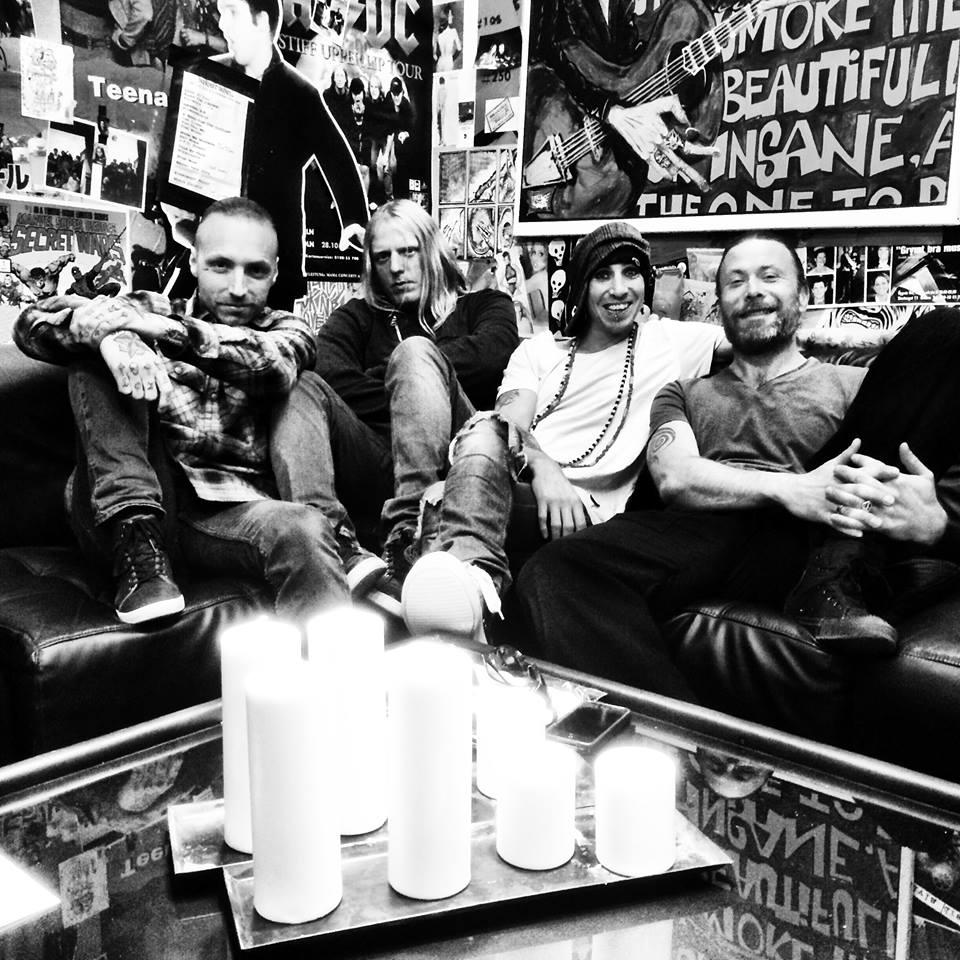 I Backyard Babies tornano con un nuovo album e live