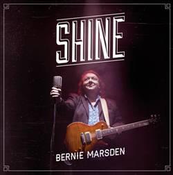 """Bernie Marsden: fuori ad gosto """"Shine"""""""
