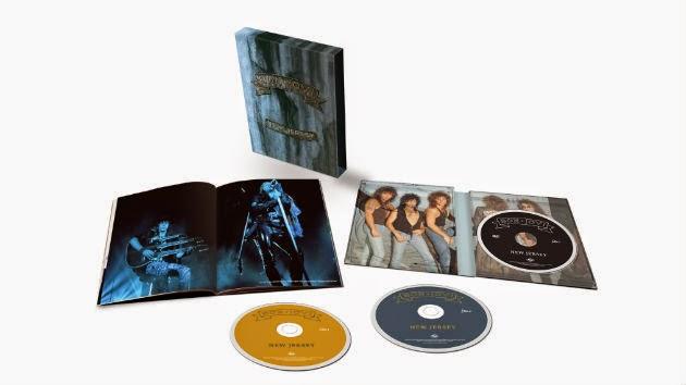"""Bon Jovi: versione deluxe di """"New Jersey"""""""