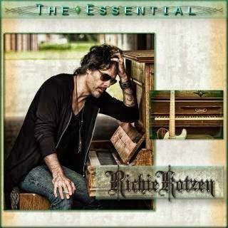 "Richie Kotzen: video di ""Walk With Me"""