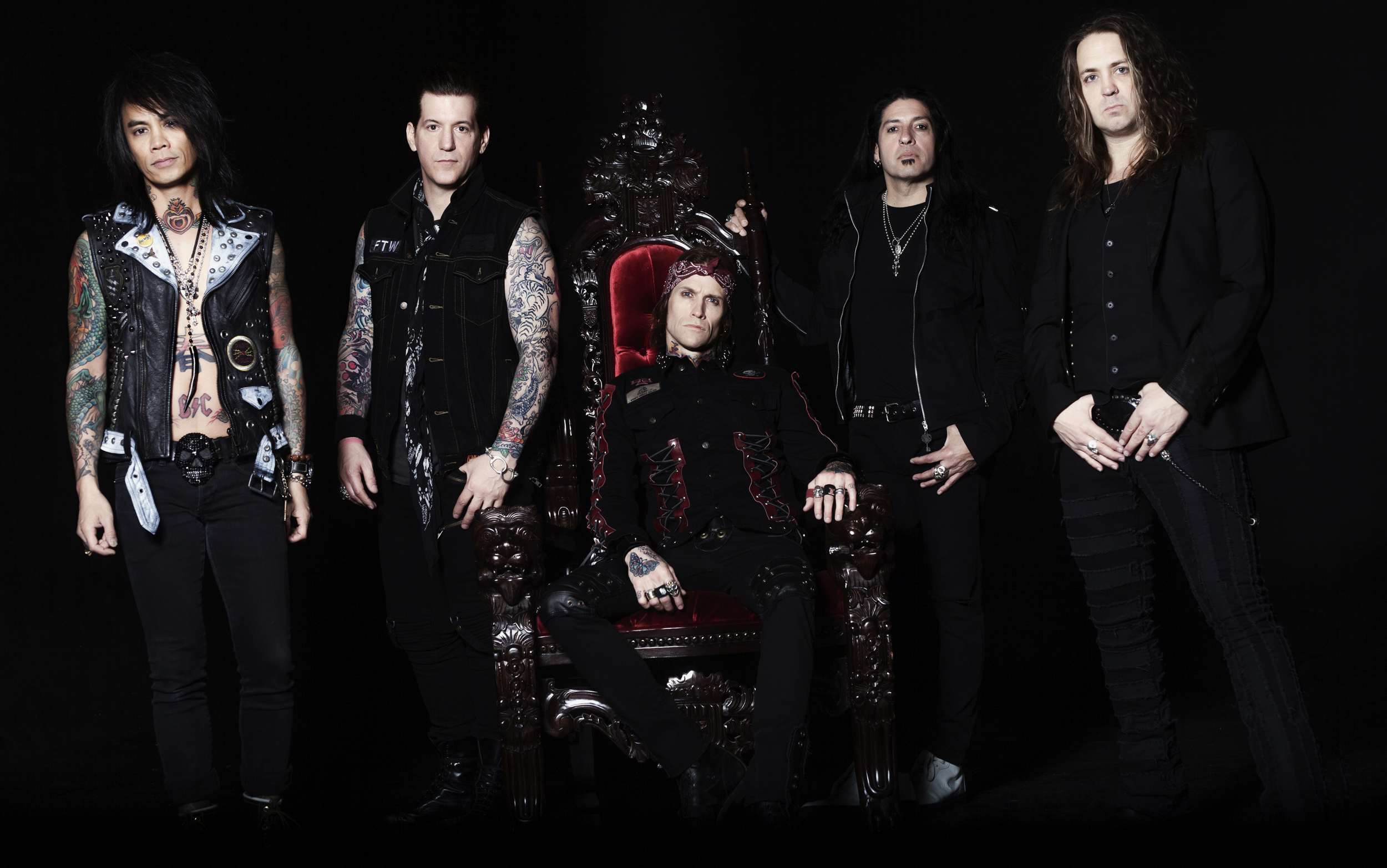 Buckcherry: nuovo album ad agosto
