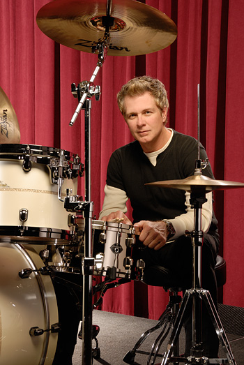Mr. Big: Pat Torpey con il parkinson