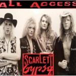 Scarlett Gypsy Album Cover