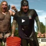 Steel Panther   ice bucket challenge