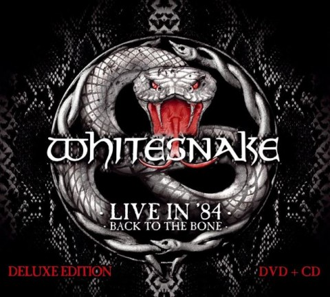 "Whitesnake: fuori a novembre ""Live in '84: Back To The Bone"""