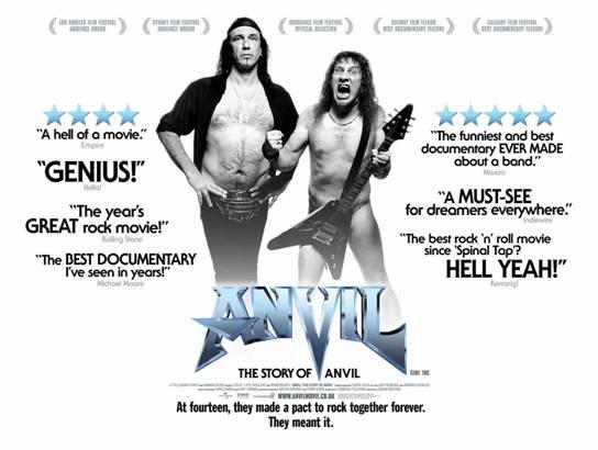 Anvil: due date in Italia Novembre/Dicembre 2014