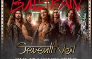 Seventh Veil: aprono la data veronese dei Bulletrain
