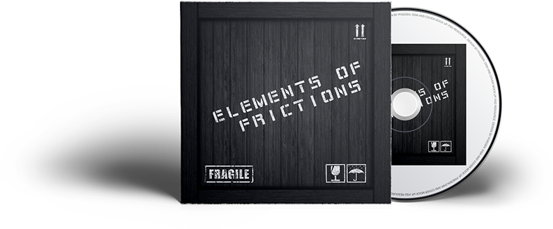 Elements Of Frictions: compilation con membri di Trixter, Heavens Edge e Danger Danger