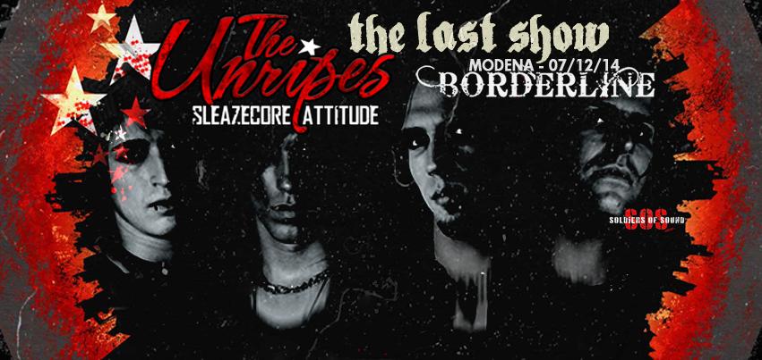 The Unripes: annunciano lo scioglimento della band