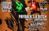 Kori Clarke in tour in Italia a gennaio