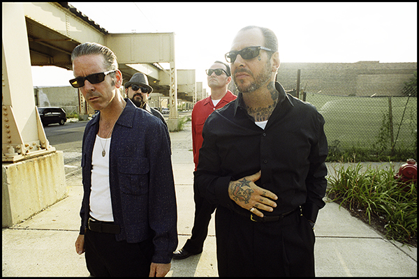 Social Distortion: in Italia ad aprile