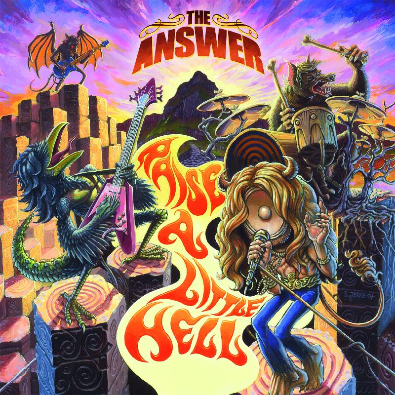 The Answer: nuovo album in uscita il 9 marzo e due date in Italia