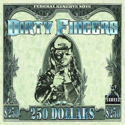 "Dirty Fingers: i dettagli del debut ""250 Dollars"""