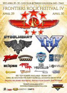 Frontiers Rock Festival IV