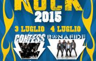 Clusone Rock 2015: con Bonafide e Confess