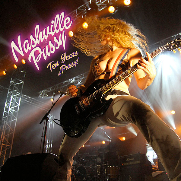 Nashville Pussy: in arrivo in Italia la rock'n'roll band di Atlanta