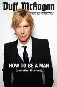 duff mckagan how to be a man book