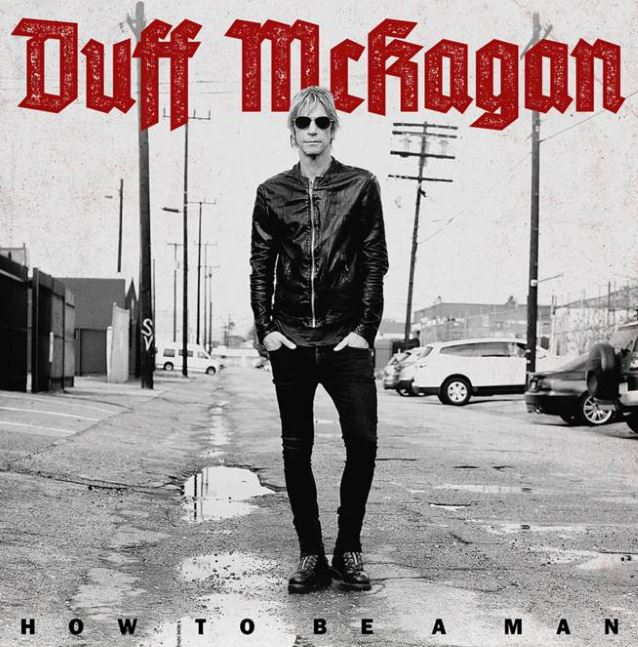 Duff Mckagan - How to be a man ep