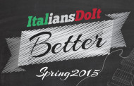 Italians Do It Better: spring 2015
