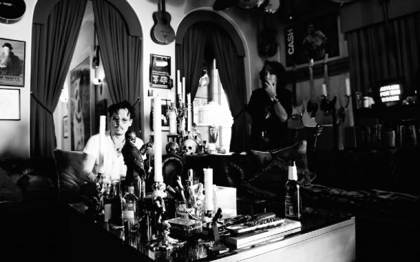 Johnny Depp si unisce ad Alice Cooper e Joe Perry