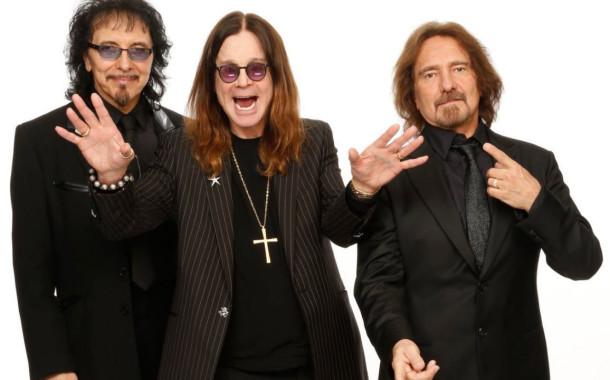 Black Sabbath dal vivo in Italia