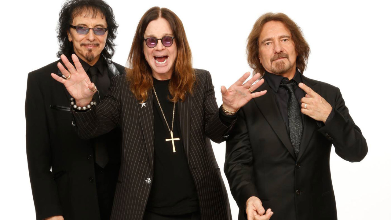 Black Sabbath dal vivo in Italia